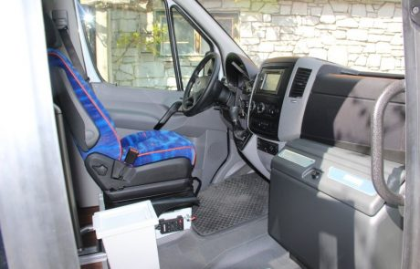 Busfahrerkabine Mercedes-Benz Sprinter 519 CDI