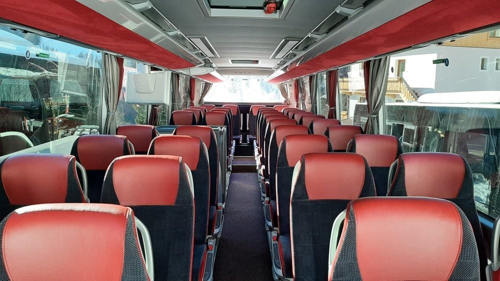 Innenansicht Setra S 511HD ComfortClass