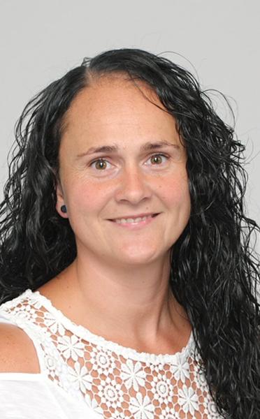 Buslenkerin Sonja Schneider